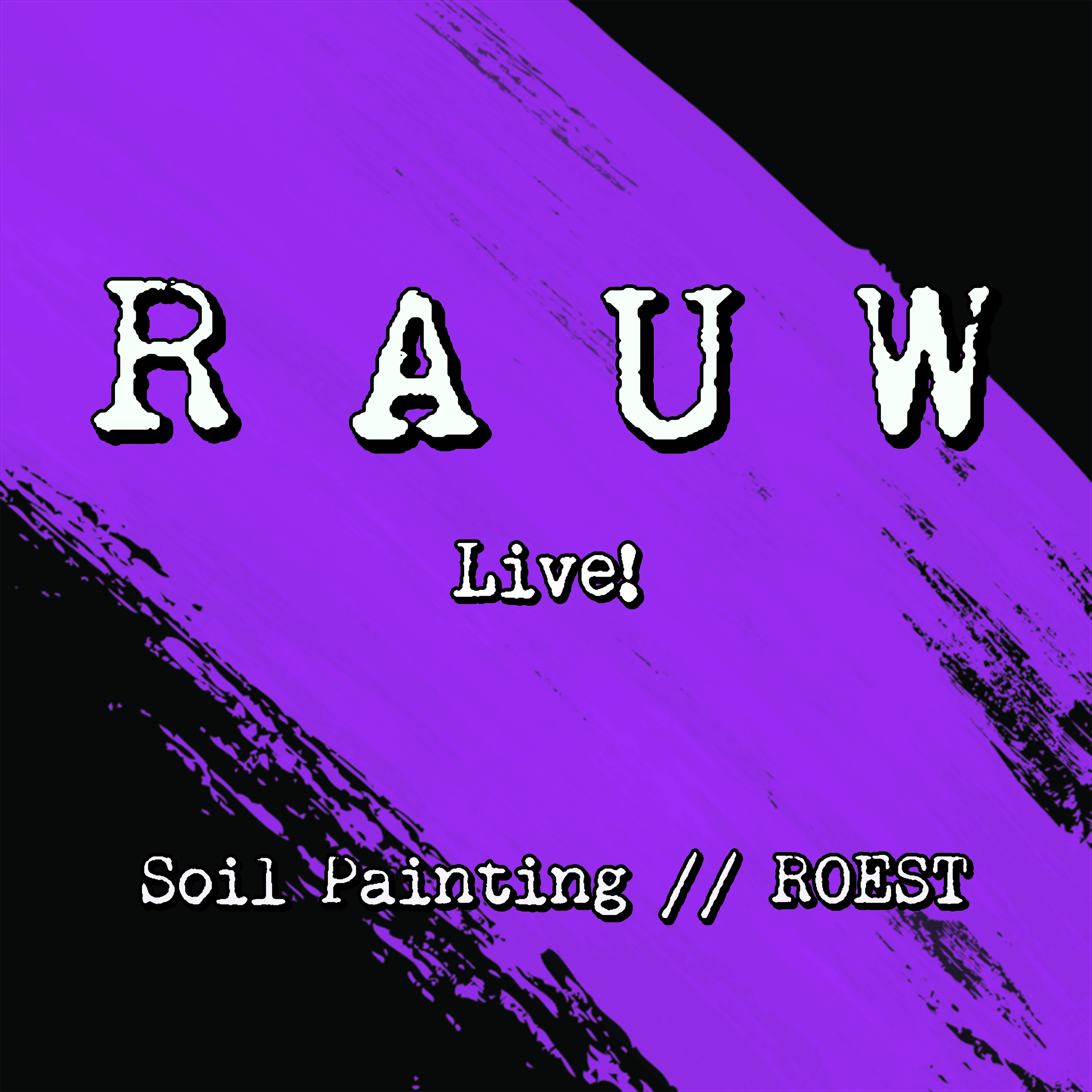 RAUW CD Front 3000